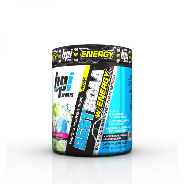 Best BCAA With Energy Sour Candy