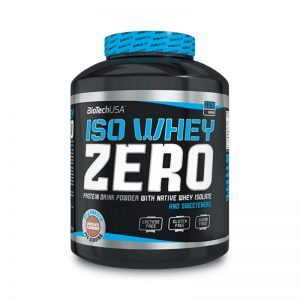 Biotech USA Iso Whey Zero 2.2 KG