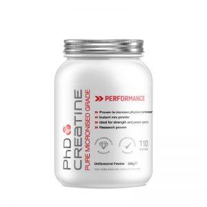 PHD Micronized Creatine Monohydrat 550ge