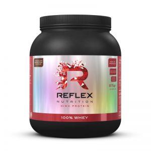 Reflex 100pc Whey 875g